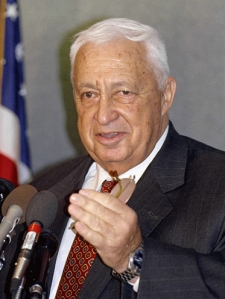 Ariel_Sharon_by_Jim_Wallace_Smithsonian_Institution