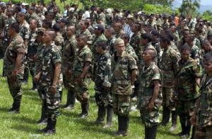 Paramilitares colombianos estrenados por  militares israelitas, serán enviados a Venezuela.